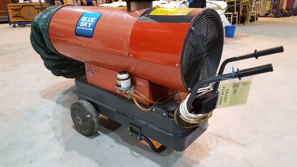 Used heaters for sale