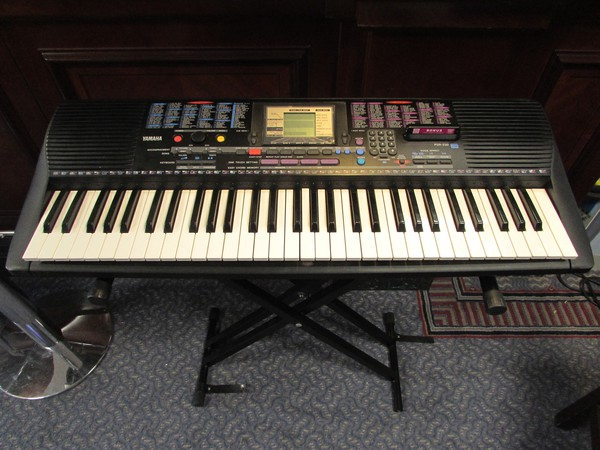 Used yamaha keyboard for sale