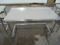 Steel prep table for sale