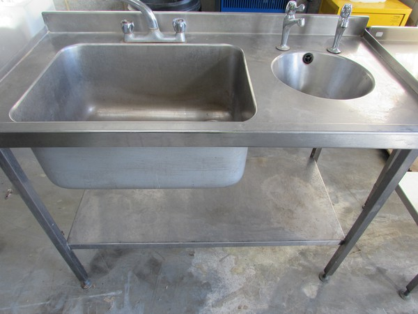Steel sink for sale