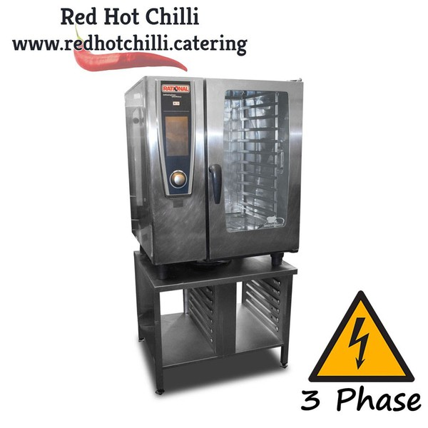 Used rational 10 grid oven for sale