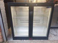 Used double door fridges