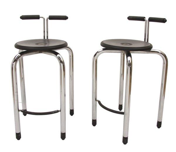 Mid century stools
