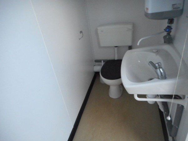 Toilet cabin for sale