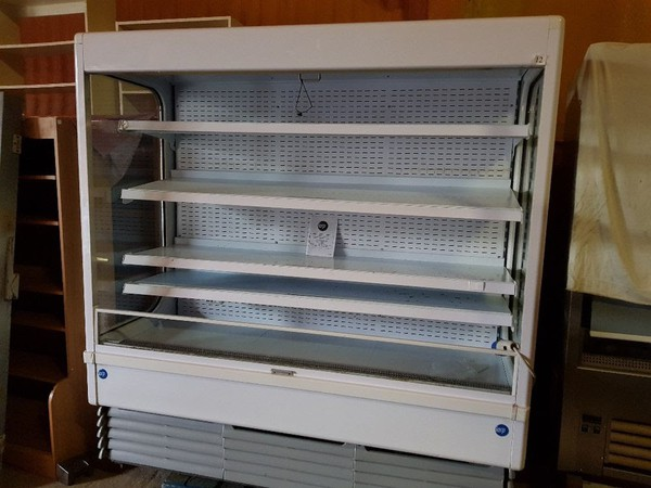 Multideck chiller for sale