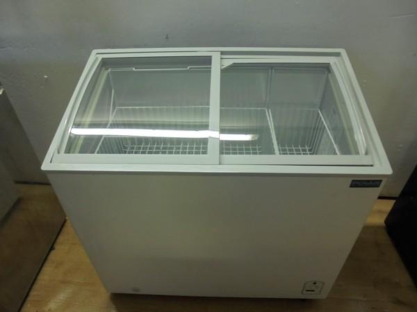 Ice cream chest display