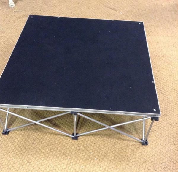 Platform stage for sale