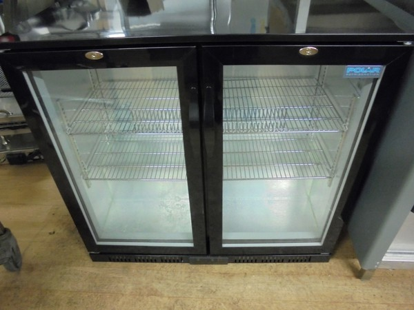 Ex demo polar fridge