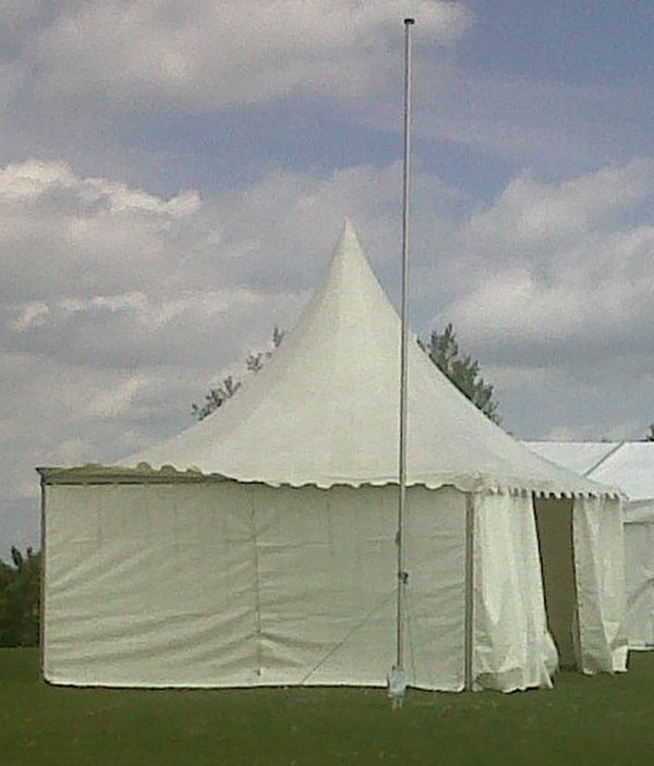 Walter Pagoda Marquee for sale
