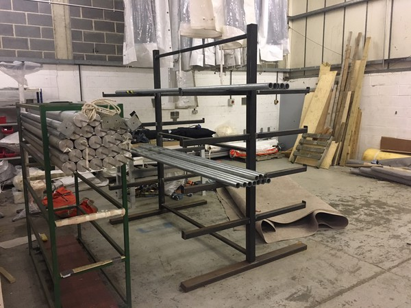 Secondhand rack for sale