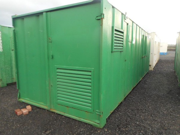 Portable welfare unit for sale