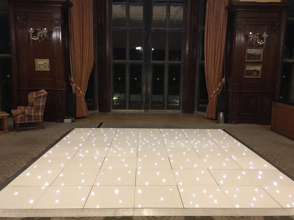 Starlight dance floor for sale