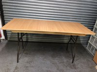 Used high top trestle tables