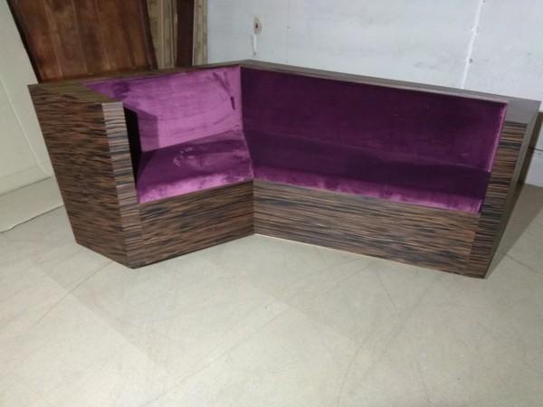Unique Corner Seating Unit