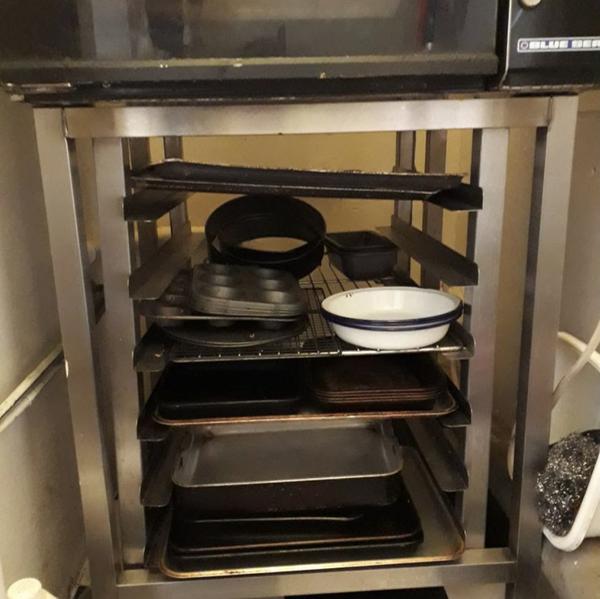 Used Turbofan oven