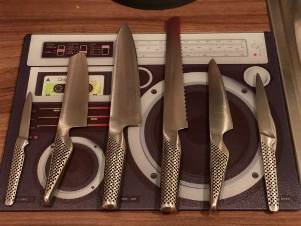 Global chef knives