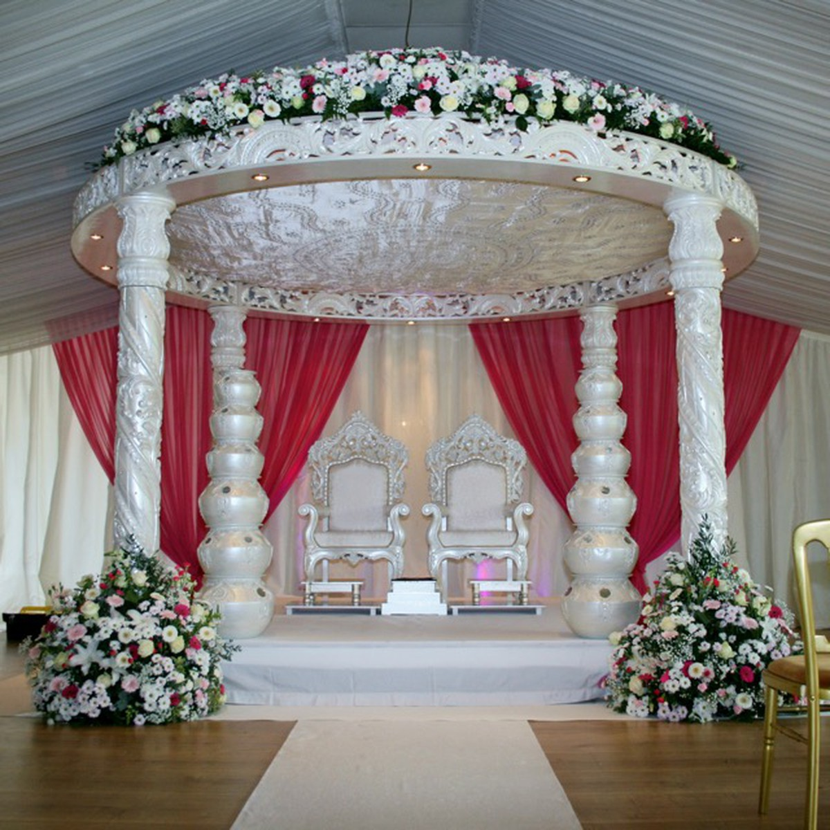 Mandap - Complete With