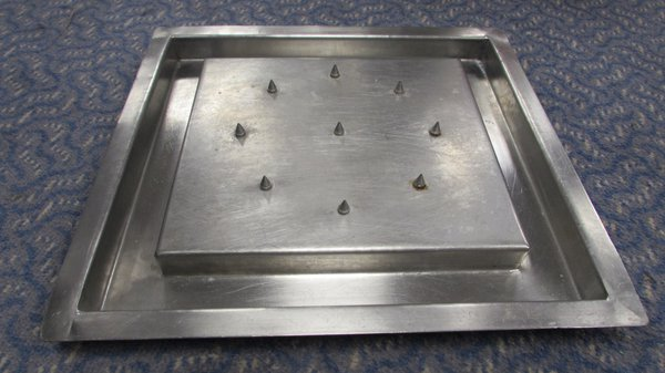 4x Commercial Carving Trays (CODE KIT319)
