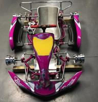 Single go kart for sale