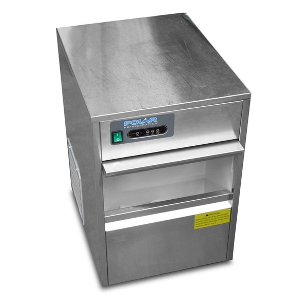 Secondhand ice machine