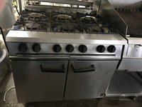 Falcon Dominator Gas 6 Burner Oven