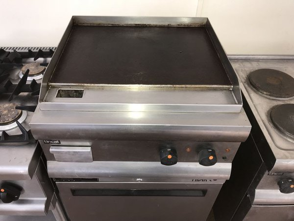 Electric table top griddle