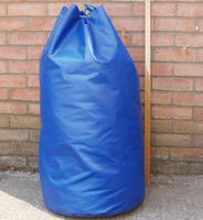 Blue PVC Storage Bags