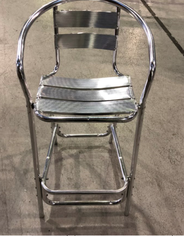 Aluminium stools for sale