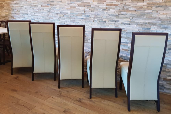 Job lot of chairs