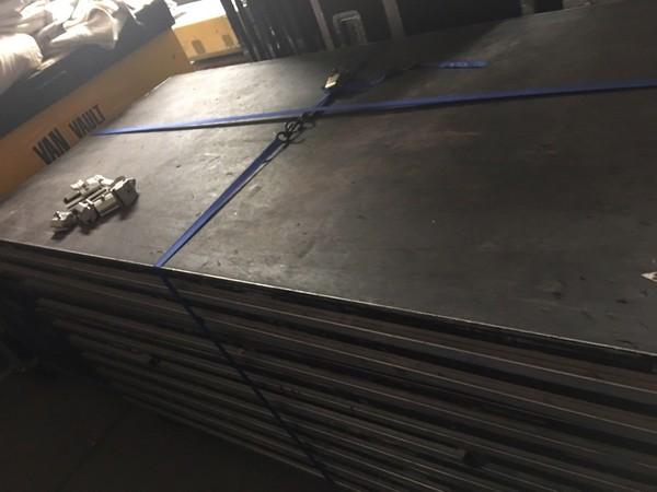 Portable modular staging