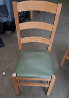 Solid chairs for sale