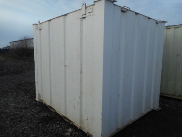 Anti vandal shipping container for sale