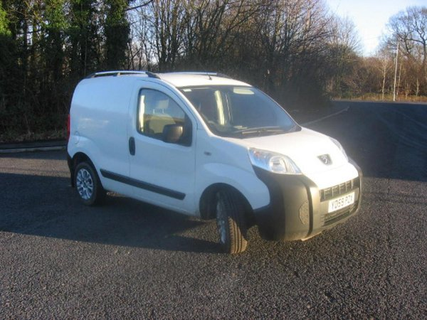 Peugeot van for sale
