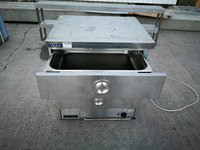 Electric heated draws