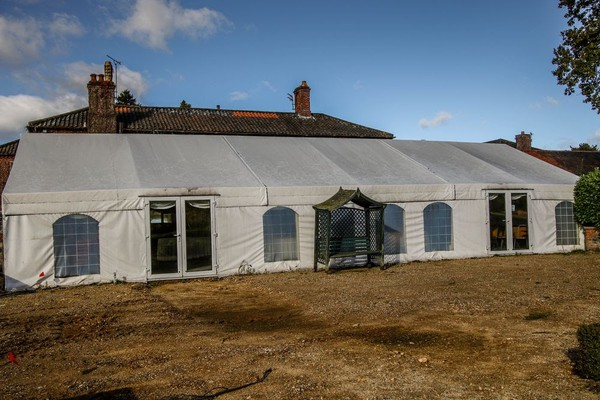 Used marquee for sale