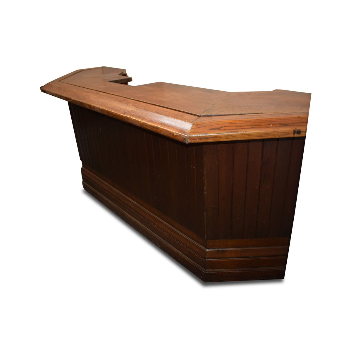 Secondhand pub equipment mobile bar units solid wood for Wooden bar unit