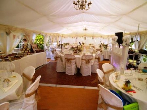 Marquee hire company