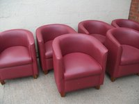 Lounge tub chairs