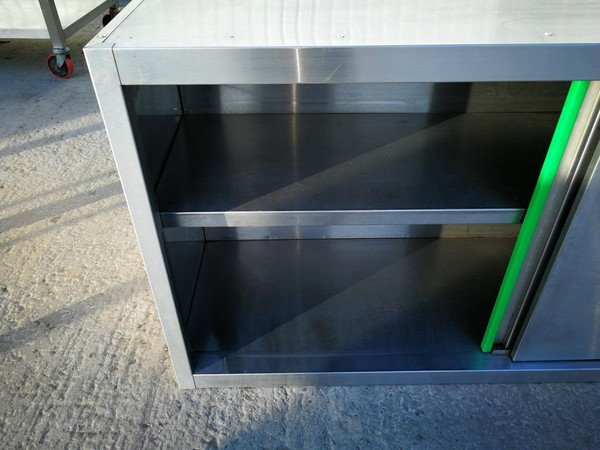 Secondhand wall cabinet