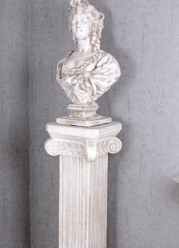 Antique look with antique finish