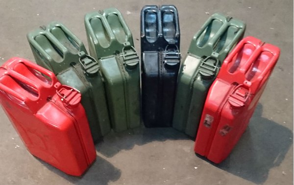 Jerry Cans for sale