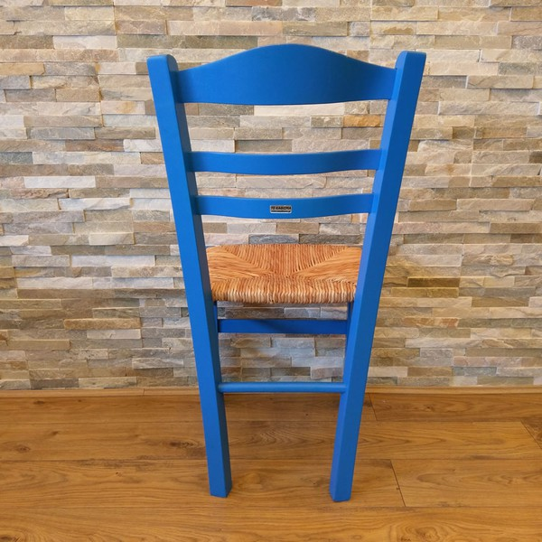 Greek cafe chairs