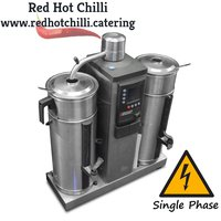 Commercial water boiler