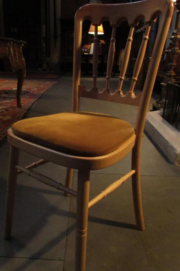 Secondhand Cheltenham chairs