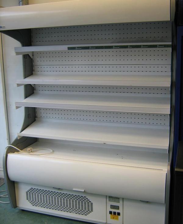 Mawi display fridge