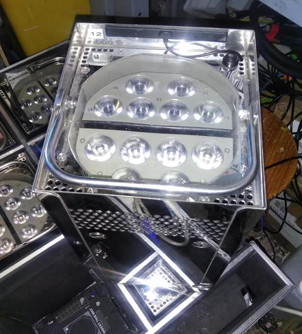 Lights inc case