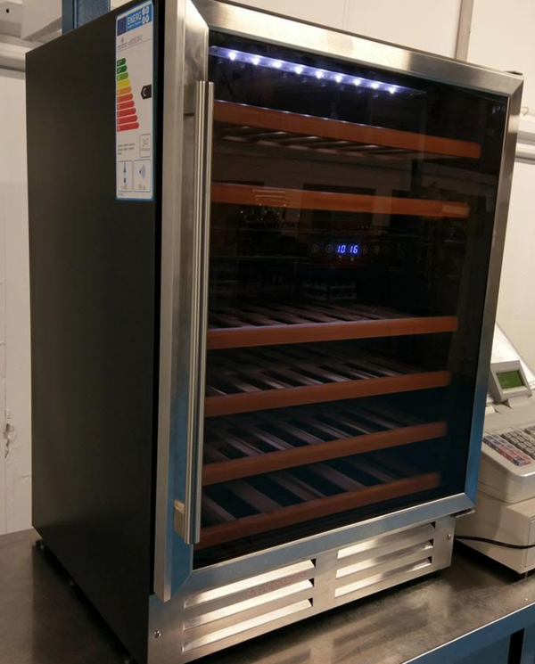 Used wine cooler