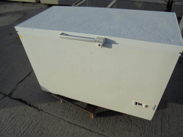 Used chest freezer