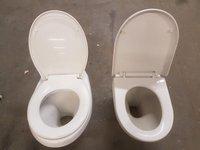 Job lot toilets