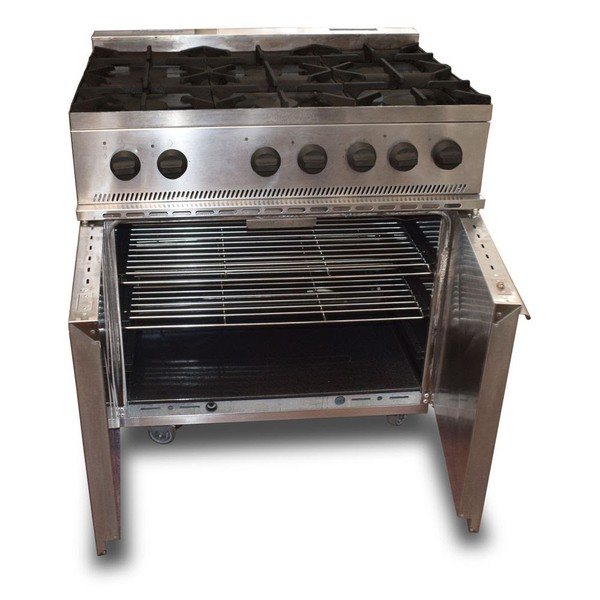 Reconditioned cooker